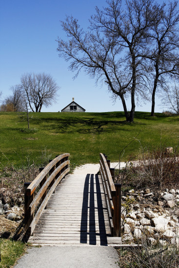 A visit to Lower Fort Garry in Manitoba. 