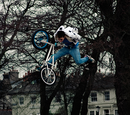 bike bmx stunt tricks the level brighton skate park