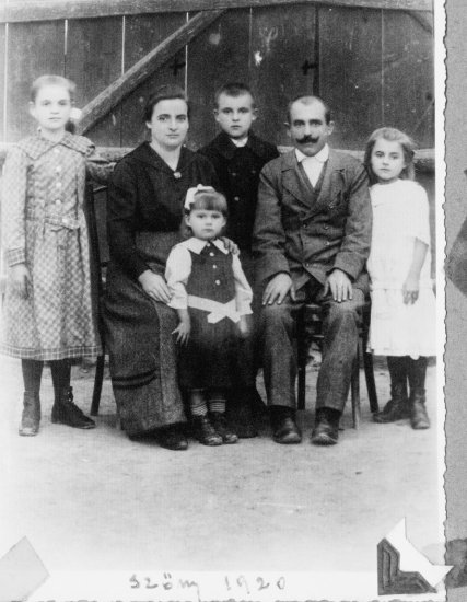 granpa old time little town Hungary