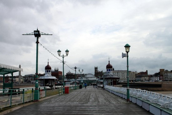 england blackpool architecture landscape objects