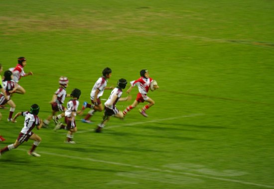 run rugby league young kids play game half time catch me perth littleollie