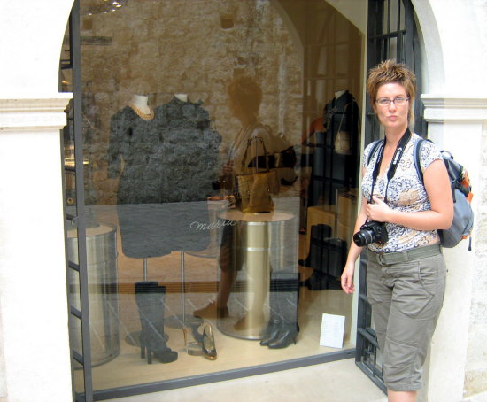 reflectionthursday portrait cica dubrovnik croatia