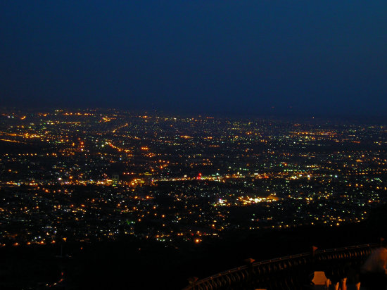 Islamabad, from Pir Sohawa, check full size