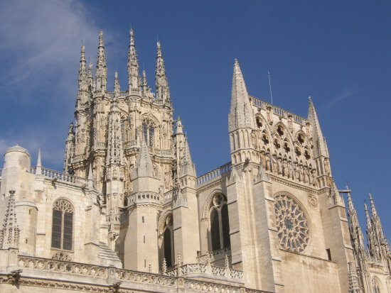 Spain Burgos Catedral Cathedral Arte Art Gotic Gotico