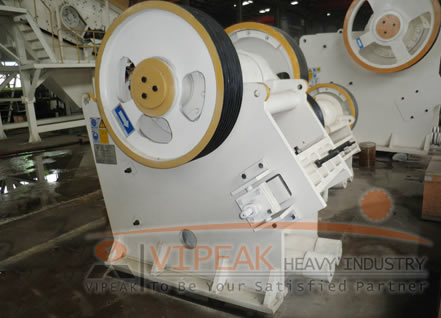 strong jaw crusher