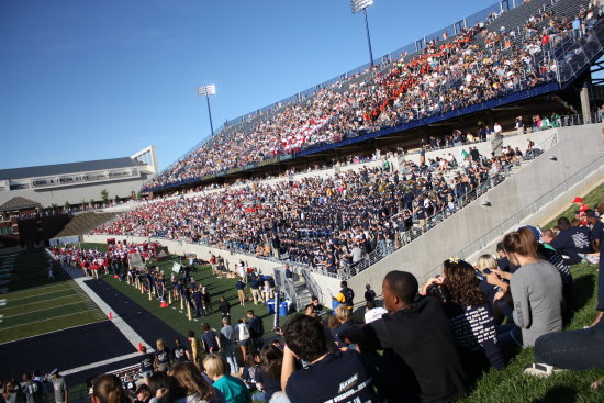 New akron stadium =D