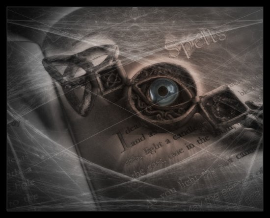 book wand eye digitalartclub
