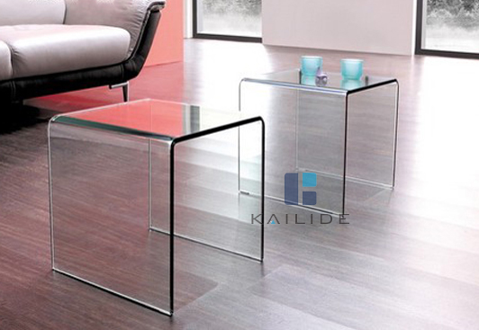 Glass Furniture for sale Coffee Table Supplier Tempered