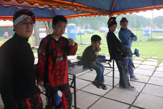 paintball yakuza