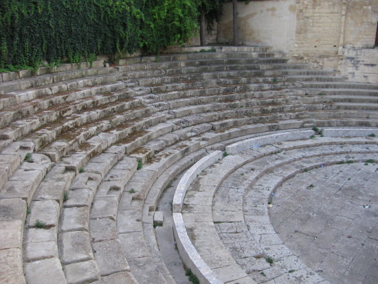 theatre remains