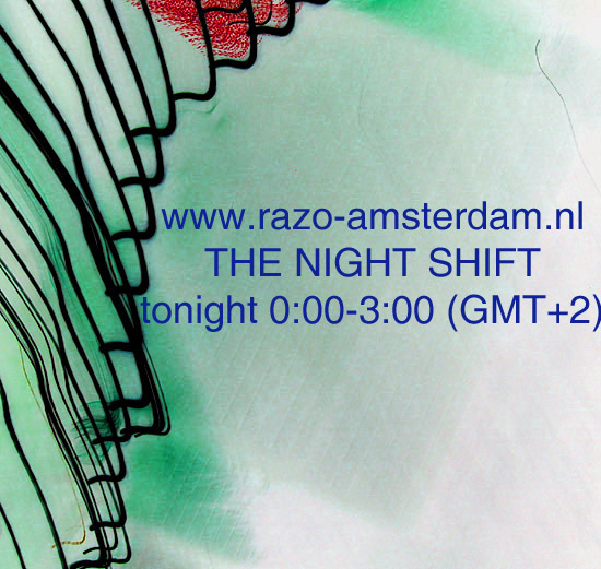 Tonight another broadcast of the Night Shift. 