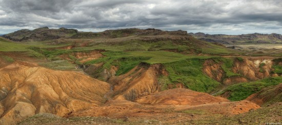 e620 mountain clouds Geothermal hdr sogin Iceland