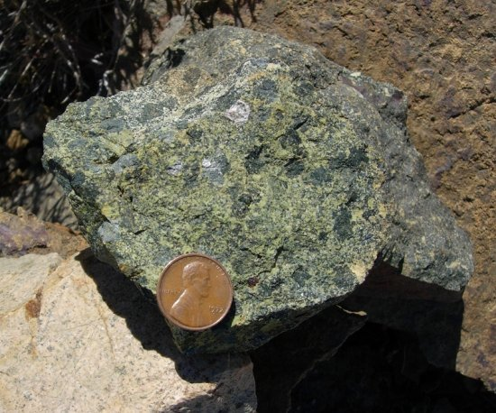 geology pyroxenite