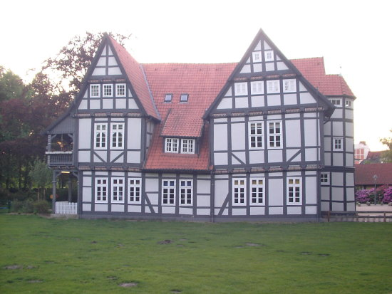 Germany Celle French Garden trip travel