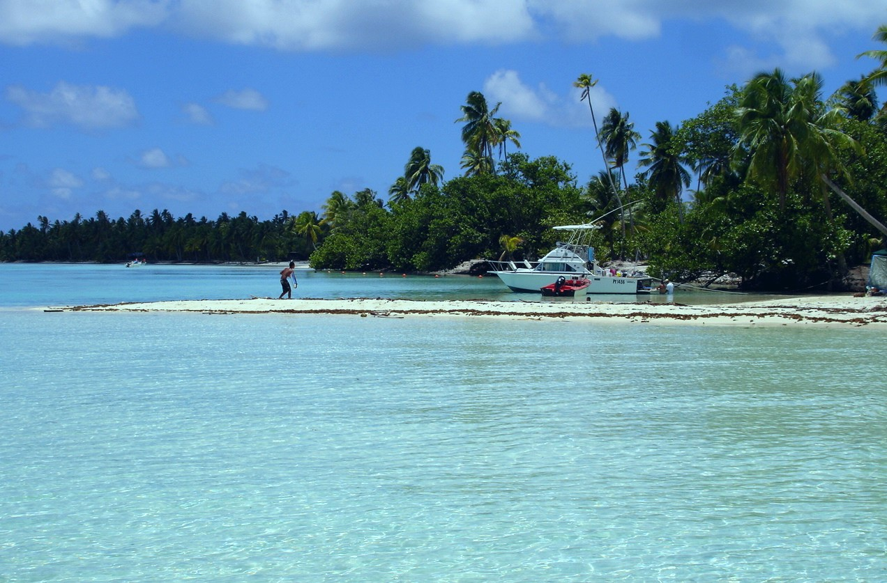 Tahaa French Polynesia  city pictures gallery : Island of Tahaa. French Polynesia