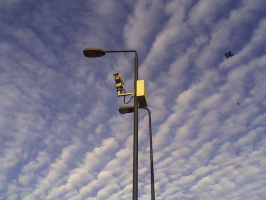 london southlondon sky cctv plane bird clouds