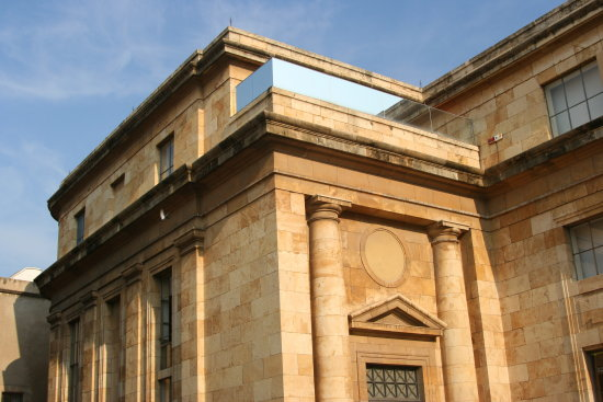 stone classical architecture tarragona spain - Classical Modern Architecture