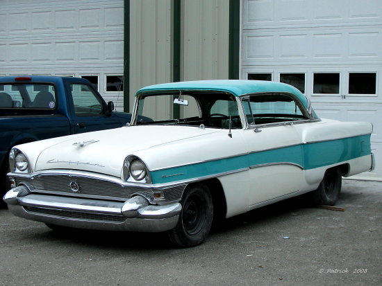 old classic cars dreams 1956 Packard