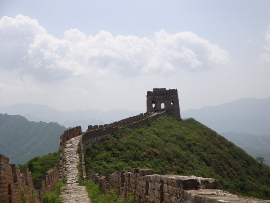 Great Wall Clouds