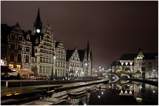 Gent , my home town