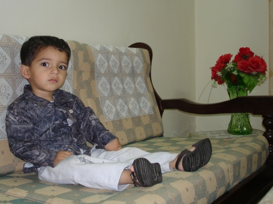 Pakistan Pakistani Muslim Kid Child My Son