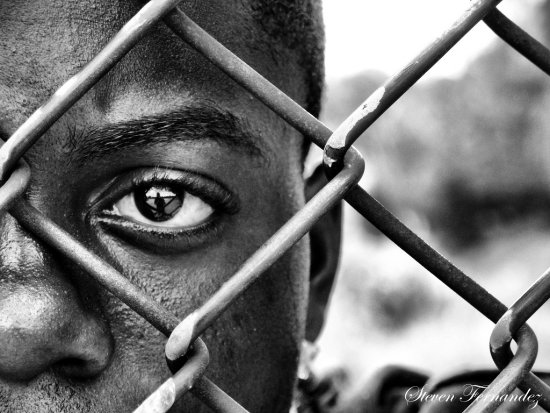 Eyes Creation Cool Amazing Eye Fence Emotion Lost Crazy Toronto Ontario Pentax
