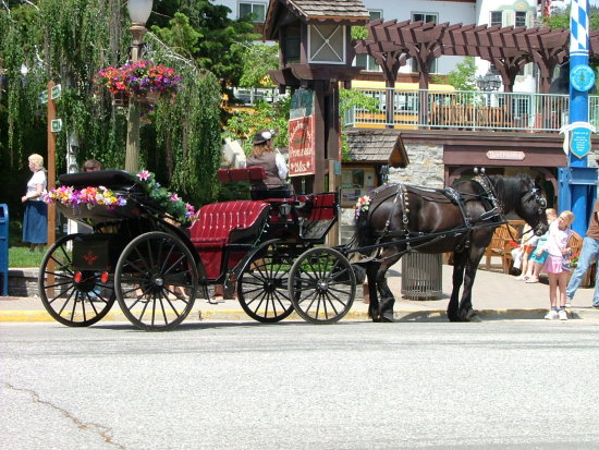 horse leavenworth washington