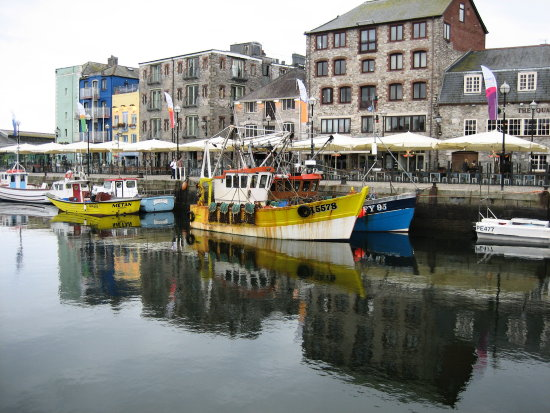 plymouth barbican boats myfs