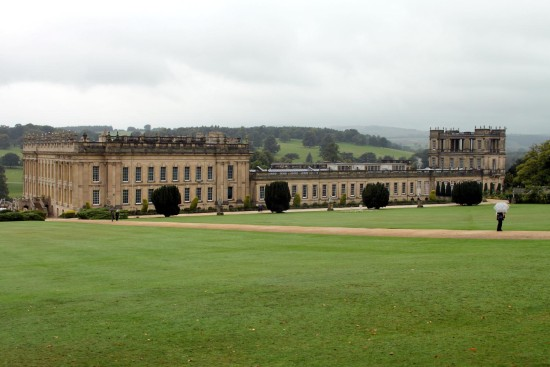 england chatsworth landscape architecture