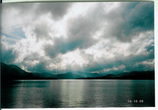 Clouds over Ullswater