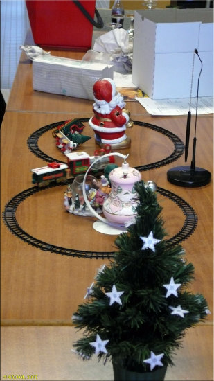 Views from the teachers' room