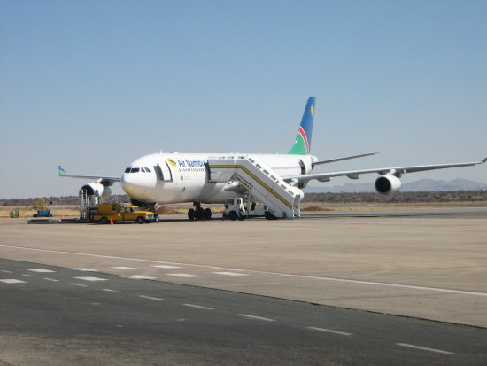 Namibia airways