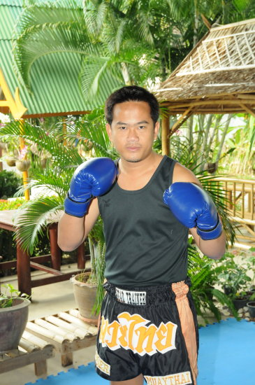 Tiger Muay Thai training Camp Phuket thailand trainer muaythai