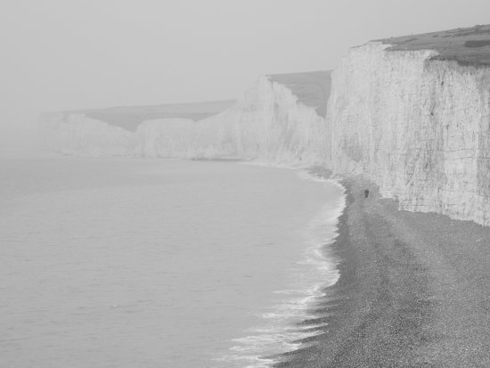 Birling Gap winter 09
