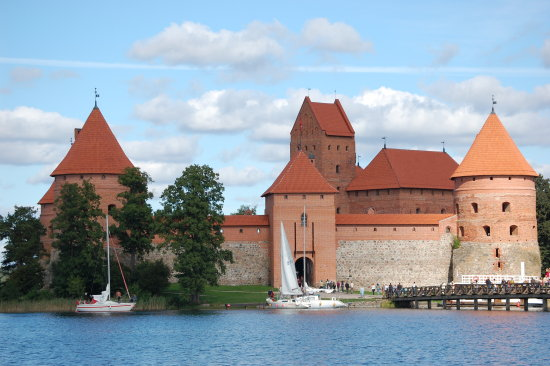 castle Troki Lithuania