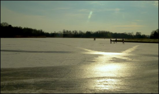 rutbeek enschede holland ice