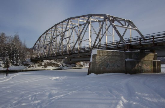 Matanuska River bridge