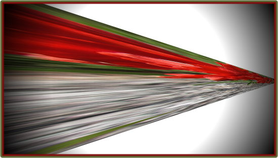abstract green red grey