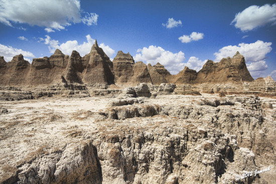 badlands southdakota