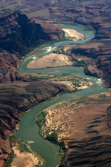 colorado river grand canyon serpentine