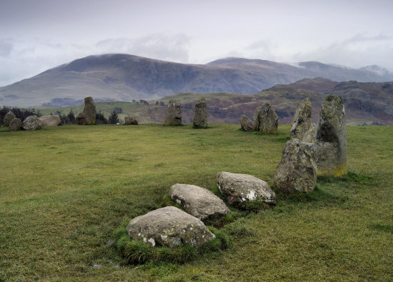 Castlerigg Stone Circle Lake District