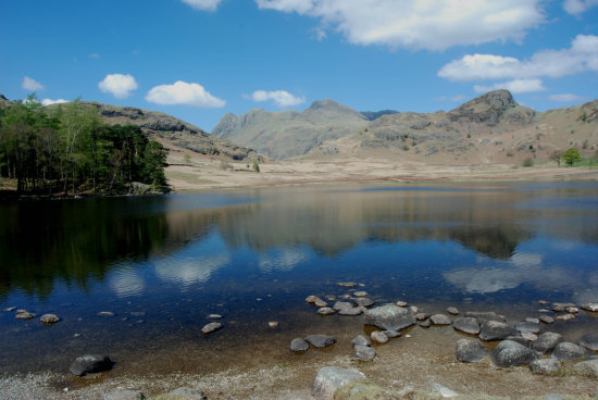 Lake District Langdale Blea Tarn reflectionthursday