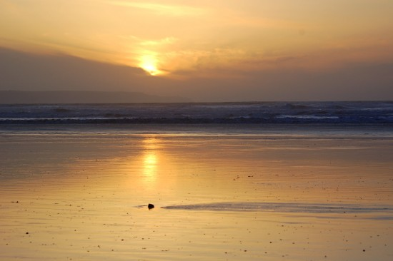 reflectionthursday westward ho devon