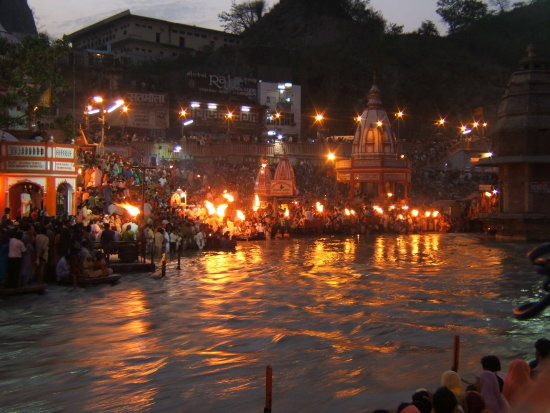 haridwar india ganges ganga river harikipaurdi