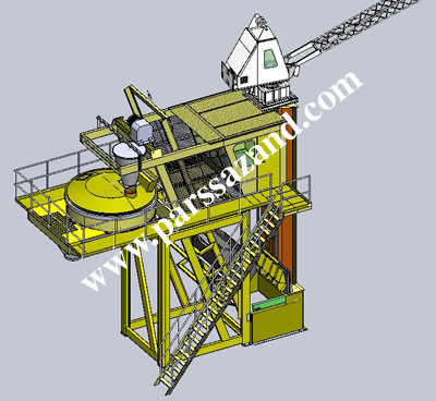 kobeshmachine batch concrete mixing plant