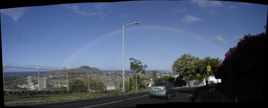 rainbow hawaii diamondhead leiahi