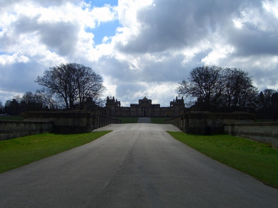Blenheim oxford Palace patch nature Woodstock
