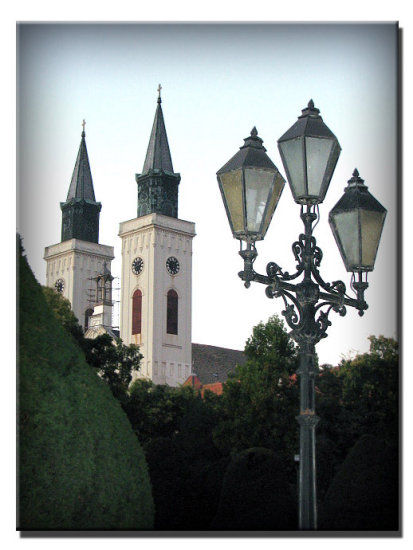 sombor city church