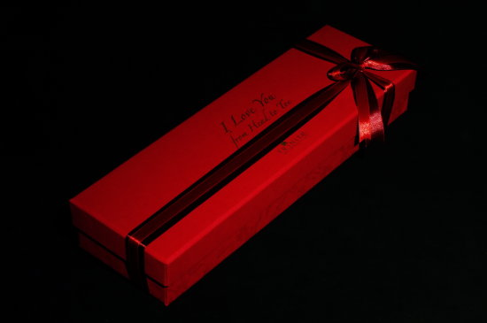 gift box red valenntine