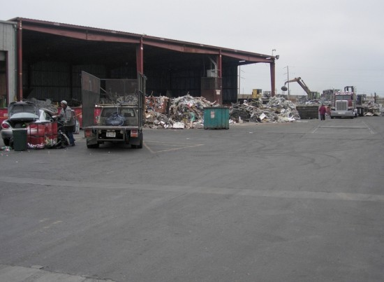 oaklandtransect recycling
